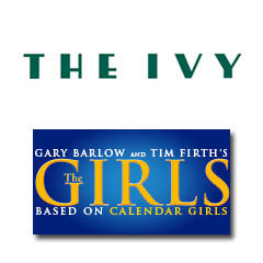 Book The Girls + 2 Course Post-Theatre Dinner at The Ivy Tickets