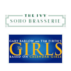 Book The Girls + 2 Course Pre-Theatre Dinner at The Ivy Soho Brasserie Tickets