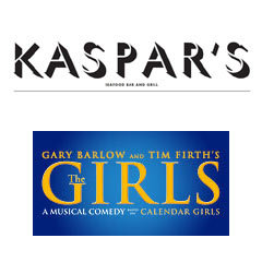 Book The Girls + 2 Course Pre-Theatre Dinner at Kaspar