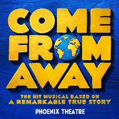 Book Come From Away Tickets