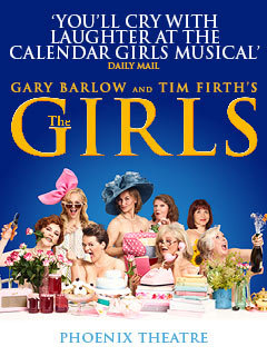 Book The Girls London tickets - from LOVEtheatre
