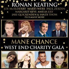 Book Mane Chance Charity Gala Tickets