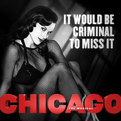Read More - Mazz Murray joins the cast of Chicago