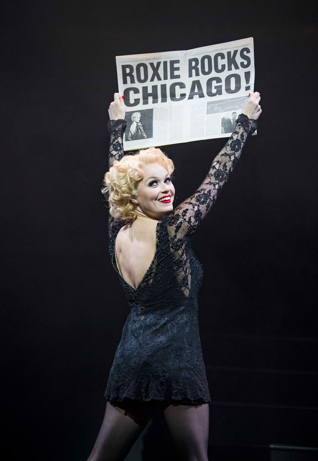 Chicago Tickets London Theatre Tickets Group Line