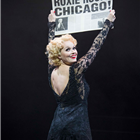 Amra-Faye Wright (Velma Kelly) | Chicago at the Ambassador Theatre (219 West 49th Street) | Photo: Jeremy Daniel