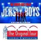 Book Jersey Boys + FREE London Bus Tour Tickets