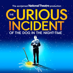 Book The Curious Incident Of The Dog In The Night-time + 2 Course Post-Theatre Dinner at The Ivy Tickets