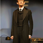 Adam Godley in The Lehman Trilogy at the National Theatre. Photos of original cast. Photo Credit: Mark Douet.