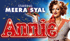 Annie Tickets - from LOVEtheatre