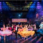 The West End cast of Strictly Ballroom at the Piccadilly Theatre, London. Photo by Johan Persson