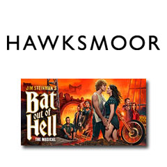 Book Bat Out Of Hell - The Musical + 2 Course Pre-Theatre Meal at Hawksmoor Seven Dials Tickets