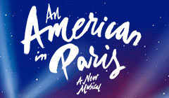 An American in Paris Tickets - from LOVEtheatre