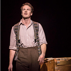 David Seadon-Young in An American in Paris (Dominion Theatre)