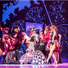 The cast of An American in Paris (Dominion Theatre)