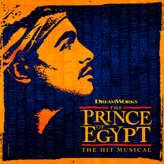 Book The Prince of Egypt Tickets