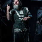 Cast in Fiddler on the Roof at the Playhouse Theatre, London. Photo credit: Johan Persson