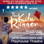 Book The Kite Runner Tickets