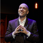 Derren Brown. Photo by Mark Douet