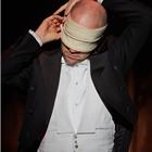 Derren Brown. Photo by Mark Douet