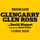 Read More - Christian Slater to star in Glengarry Glen Ross at London