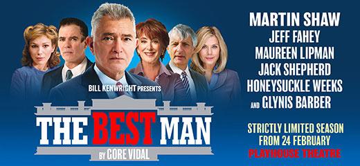 Book The Best Man Tickets