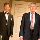 Martin Shaw and Philip Cumbus in The Best Man. Credit: Pamela Raith Photography
