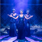 West End cast of Caroline or Change at the Playhouse Theatre, London.