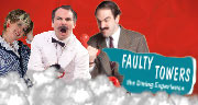 Book Faulty Towers Dining Experience - the Torquay Suite Theatre Tickets