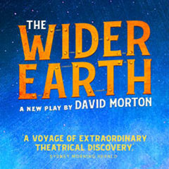 Book The Wider Earth Tickets