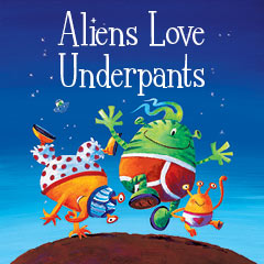 Book Aliens Love Underpants Tickets