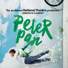 Book Peter Pan Tickets