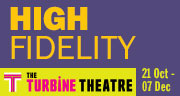Book High Fidelity Tickets