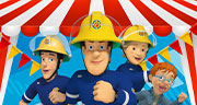 Book Fireman Sam Live - Saves The Circus Tickets
