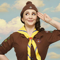 Book Lucy Porter: Be Prepared Tickets