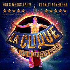 Book La Clique Tickets