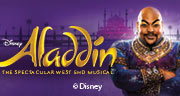 Book Aladdin + 2 Course Pre-Theatre Dinner at The Ivy Market Grill Tickets