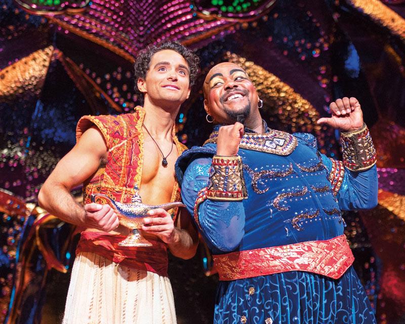 Aladdin Tickets, Prince Edward Theatre, London
