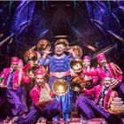 Genie (Trevor Dion Nicholas) - photo by Johan Persson -® Disney