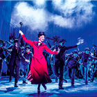 Zizi Strallen in Mary Poppins at Prince Edward Theatre - photograph by Johan Persson