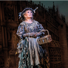 Petula Clarkin Mary Poppins at Prince Edward Theatre - photograph by Johan Persson