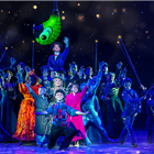 Companyin Mary Poppins at Prince Edward Theatre - photograph by Johan Persson