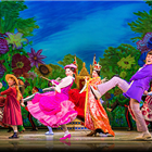 Zizi Strallen and Charlie Stemp and Company in Mary Poppins at Prince Edward Theatre - photograph by Johan Persson