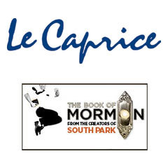 Book The Book Of Mormon + 2 Course Pre-Theatre Dinner at Le Caprice Tickets
