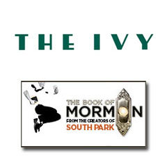 Book The Book Of Mormon + 2 Course Post-Theatre Dinner at The Ivy Tickets