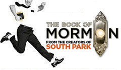 The Book Of Mormon Tickets - from LOVEtheatre