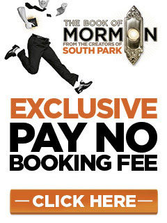 The Book Of Mormon London tickets - LOVEtheatre