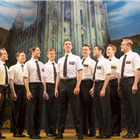 The Book Of Mormon at London's Prince Of Wales Theatre