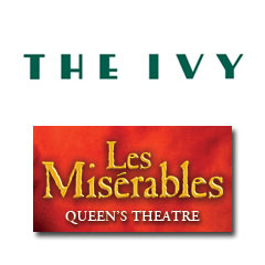 Book Les Misérables + 2 Course Post-Theatre Dinner at The Ivy Tickets