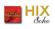 Book Les Miserables + 2 Course Meal & a Hix Fix Cocktail at Hix Soho Tickets