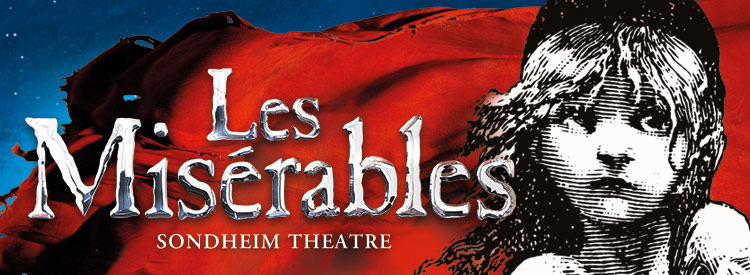 Les Miserables at The Queens Theatre London